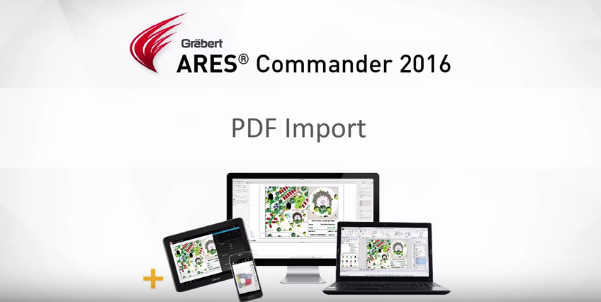 Ares Commander - What you can do with a PDF file in ARES Commander?