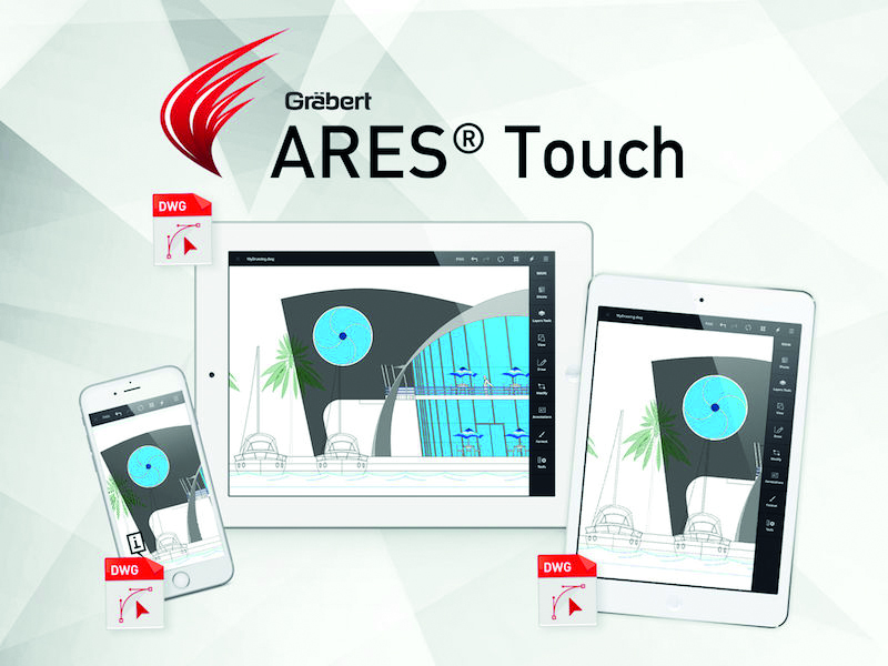 Ares Commander - ARES Touch 2017