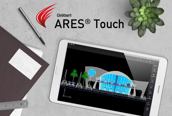 Ares Commander - ARES Touch – edit projects from mobile devices